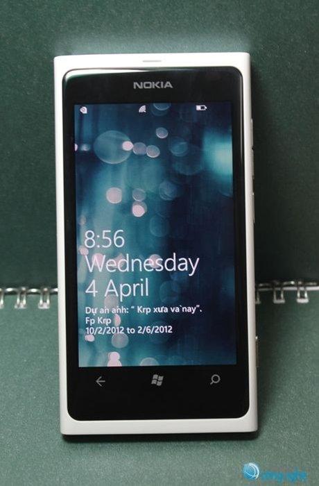 Tạo nên những điều ngạc nhiên mỗi ngày với Nokia Lumia 800