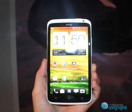 HTC chính thức ra mắt dòng sản phẩm HTC One tại Việt Nam