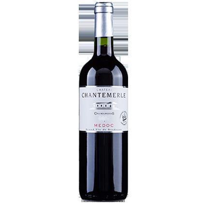 Rượu Vang  Chateau Chantemerle Cru Bourgeois