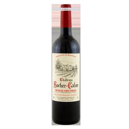 Rượu Vang   Chateau Rocher Calon