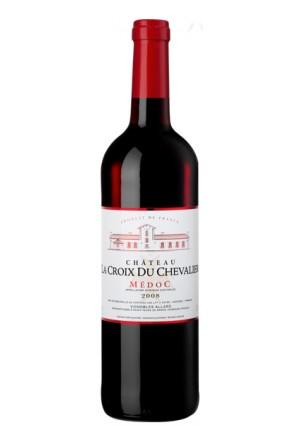 Rượu Vang Chateau La Croix Du Chevalier