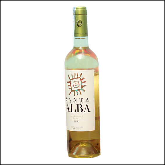 Rượu Vang Trắng Santa Alba